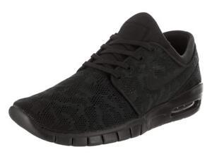 Nike SB Stefan Janoski Max Sneakers BlackBlackAnthracite