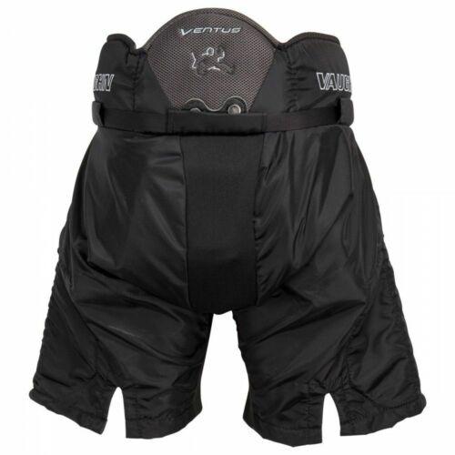 "Vaughn Ventus SLR Pro Carbon goalie pants Sr large 38/"" senior hockey black New"