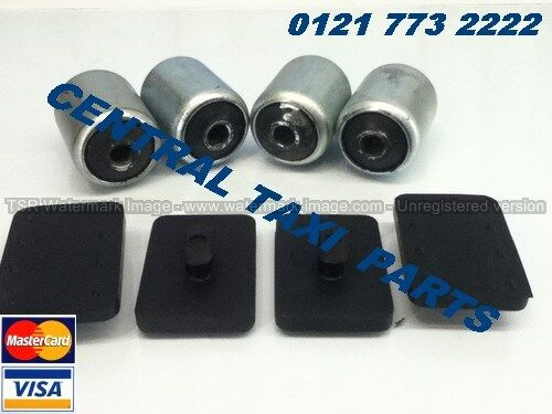 lti taxi fairway driver brand new set of leaf spring bushes and flat pads