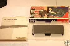 VITAGE CASIO DIGTAL DIARY SF-4300A  32K BOXED WORKING