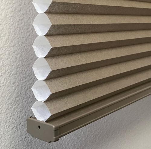 "48/"" or 72/"" Long CORDLESS Light Filtering Cellular Honeycomb Shades CUSTOM WIDTH"