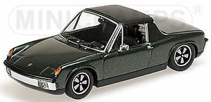 Porsche-914-6-Targa-1969-76-grun-green-metallic-1-43-Minichamps
