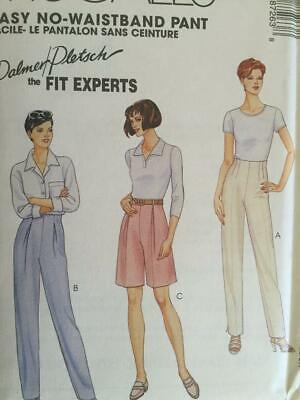 McCall/'s 8726 Misses/' Pants and Shorts   Sewing Pattern