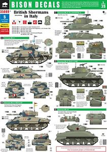 Bison-Decals-1-35-British-Shermans-in-Italy-1-35089