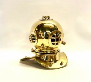 Reproduction-Navy-Divers-Helmet-8-Nautical-Marine-Maritime-Made-of-Brass