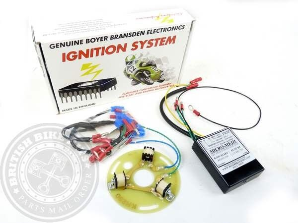 Boyer Mk3 Ignition Kit Suzuki Gt380 Gt550 Gt750 Triples For Sale Online Ebay