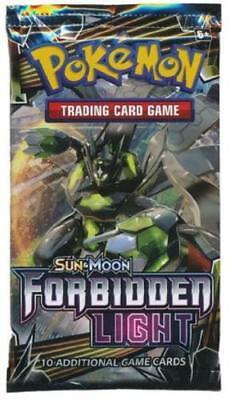 2x Pokemon Sun /& Moon FORBIDDEN LIGHT Booster Pack Codes Online TCG FAST Emailed