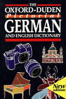 The Oxford-Duden Pictorial German-English Dictionary by Oxford University Press (Paperback, 1994)