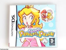 SUPER PRINCESS PEACH OVP/Anl. °Nintendo DS / Dsi / 3Ds / XL / 2Ds Spiel°