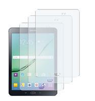 3 X Schutzfolie Samsung Galaxy Tab S2 8.0 Klar Folie Clear Displayschutzfolie