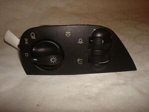 VW-Polo-6-N-Lichtschalter-Schalter-Licht-Nebel-LWR-Dimmer-6N1941531M