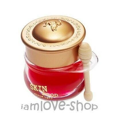 [SkinFood] Honey Pot Lip Balm 6.5g 3 Colors pick one!