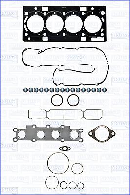 Ajusa  54076500 Gasket Set  crank case