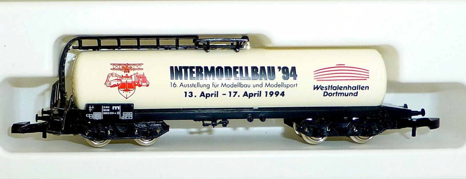 Intermodellbau 1994 Caldaia Carrello partire 94702   8626 Traccia Z 1/220 * 1046 * å