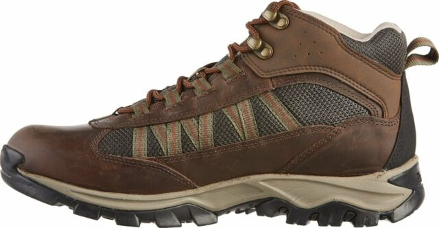 20ce9424a9d Timberland Men s MT Maddsen Lite Mid Waterproof Hiking BOOTS Size 12 ...