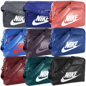 nike heritage si track bag umh ngetasche laptop tasche damen herren unisex ebay. Black Bedroom Furniture Sets. Home Design Ideas