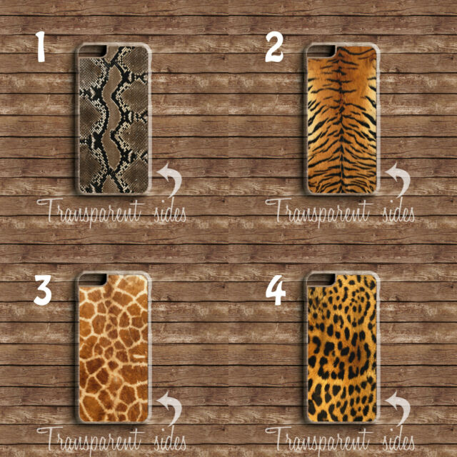 ANIMAL SKIN PATTERN PHONE CASE COVER IPHONE AND SAMSUNG MODELS