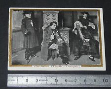 CHROMO PHOTO 1900-1910 SANS MARQUE PUB STRUENSEE THEATRE FRANCAIS