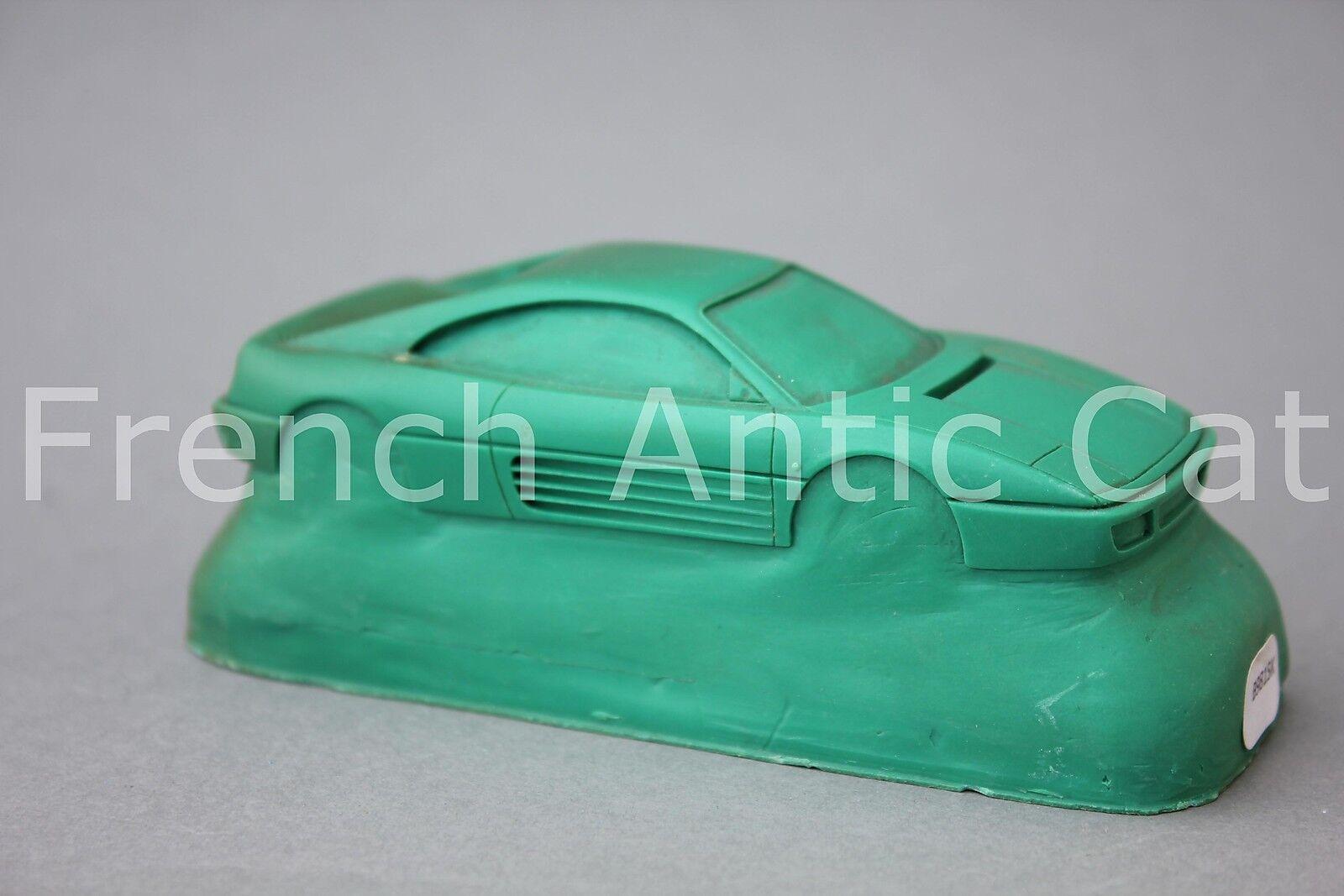 Rare model ferrari matrix mould f 348 gtb 1 43 heco modeles car f348 sk