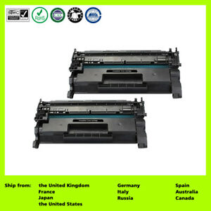 5pk High Yield Compatible CF226X 26X Toner for HP LaserJet Pro M402 MFP M426