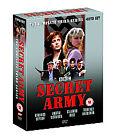 Secret Army - Series 3 (DVD, 2004, 4-Disc Set)