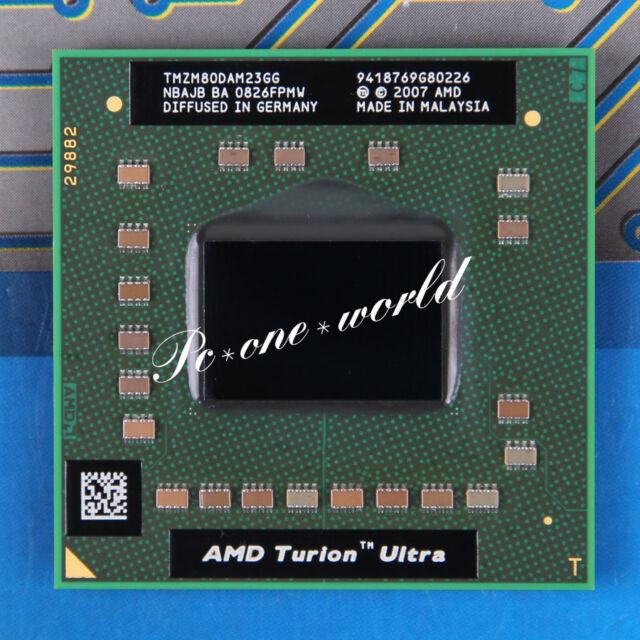 100% OK TMZM80DAM23GG AMD Turion X2 Ultra ZM-80 2.1 GHz Dual-Core CPU Processor