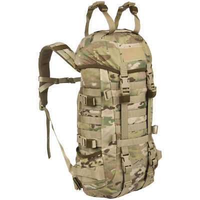 Wisport SilverFox Rucksack RAL MOLLE Military Airsoft Tactical Patrol RAL 6003