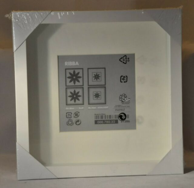Ikea Ribba 9 X9 Picture Frame 21386