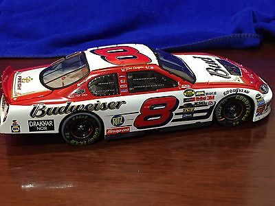 2004 Dale Earnhardt Jr #8 Feb 7,2004 Customers First Budweiser Born On Date