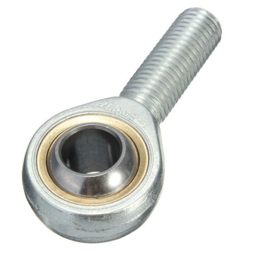 Tenance-free Rod Row Ends Male Thread 6-18mm SA6T//K-SA18T//K Oscillating Bearing