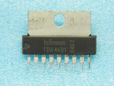 IC TDA4601INTEGRATED CIRCUIT
