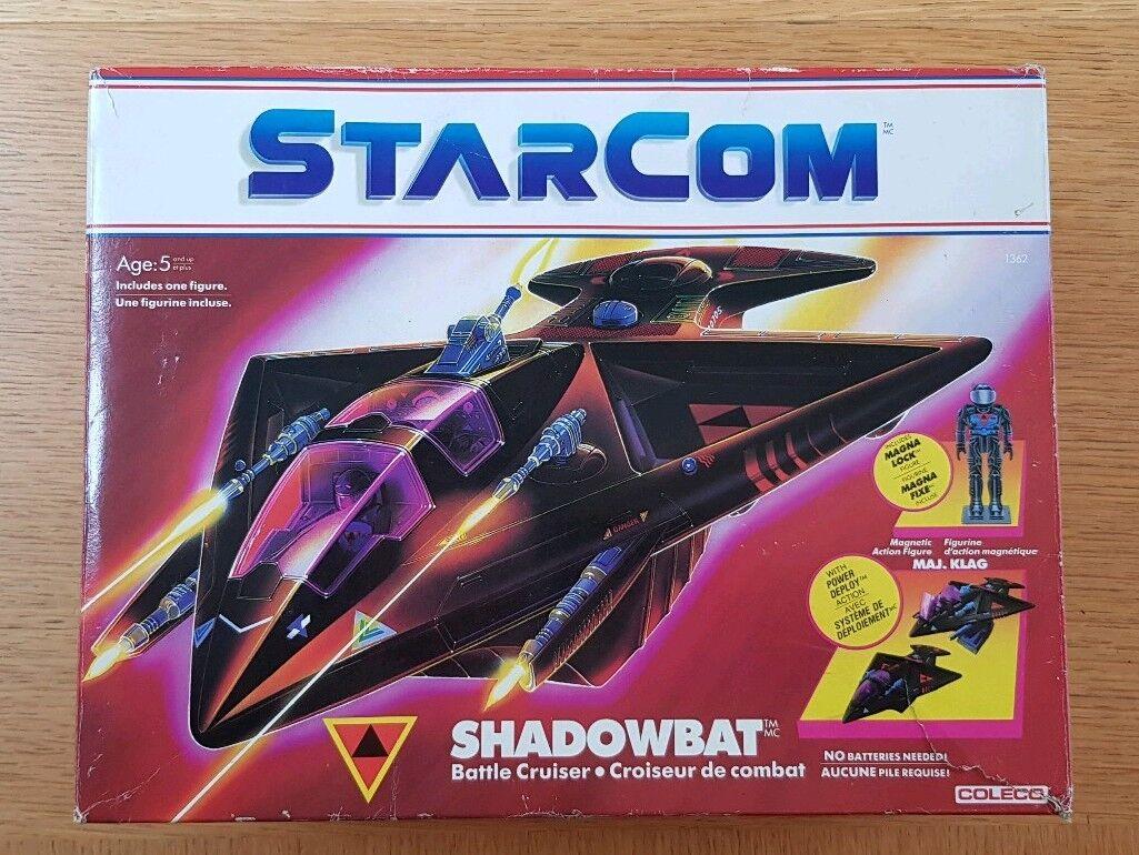 precio al por mayor Vintage Starcom SHADOW BAT Plane 2018 shadowbat shadowbat shadowbat Casi Nuevo En Caja  ventas en linea