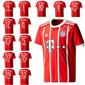 tenue de foot FC Bayern München 2018