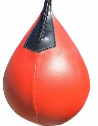 Boxing Pear Swivel Punch Bag Punching Exercise Speedball Punch Bag Speedbag MMA