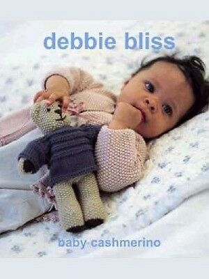Debbie Bliss Baby Cashmerino Book -PRECIOUS PATTERNS! NEW!