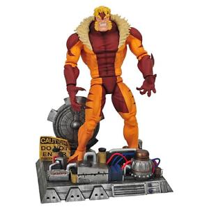MARVEL-X-Men-Wolverine-Nemesis-Marvel-SABRETOOTH-Action-Figure-Diamond-Select