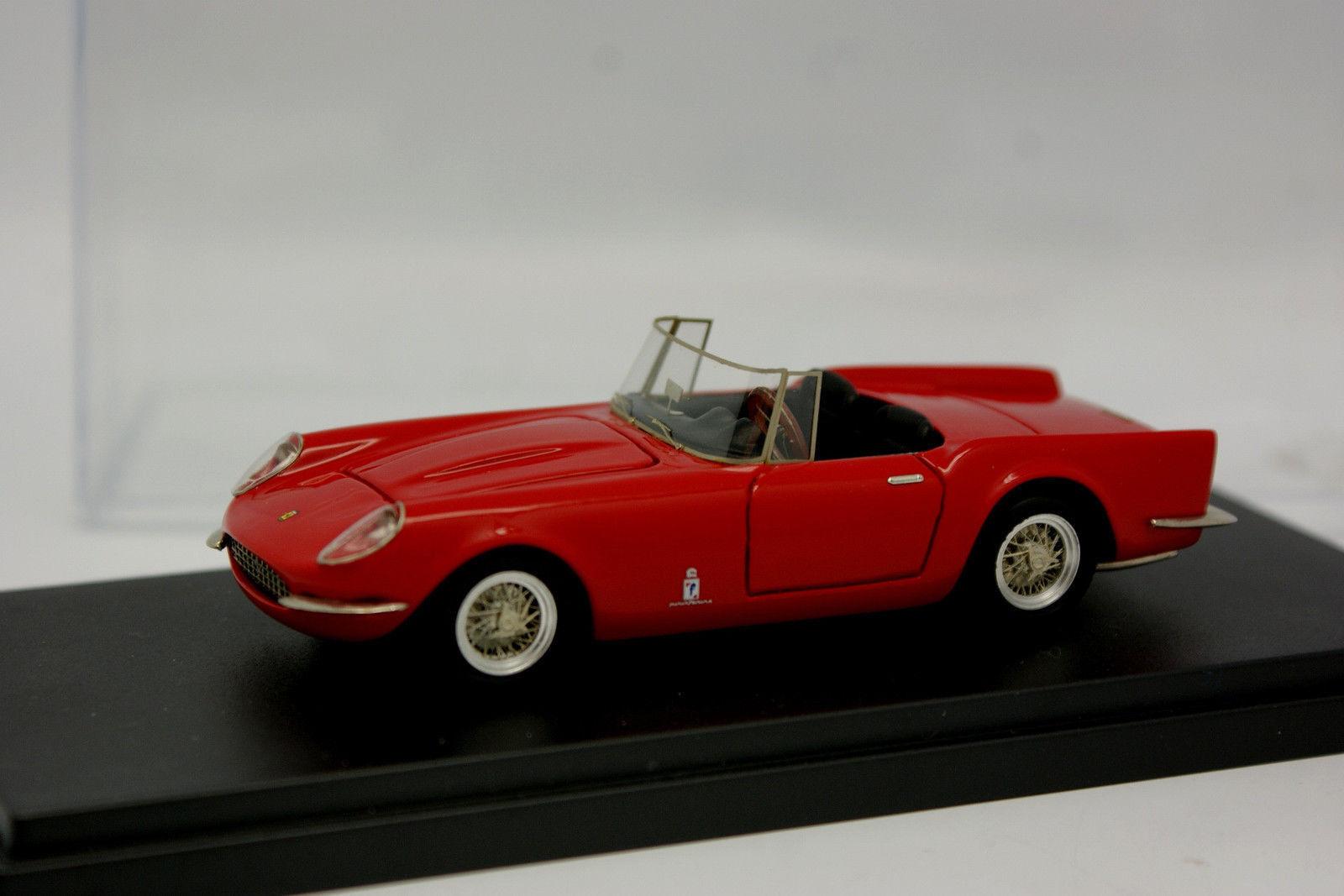 ABC Brianza 1  43 - Ferrari 250 Pininfkonst Spindel 1961 röd