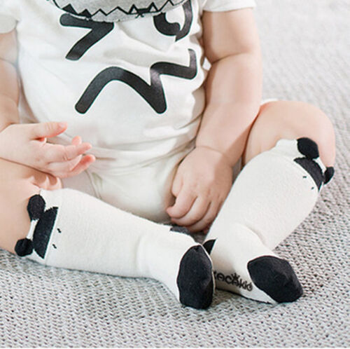 Baby Kid Infant Boy Wedding Party Leg Warmer Calf high Fun Socks Tights 0-1yr