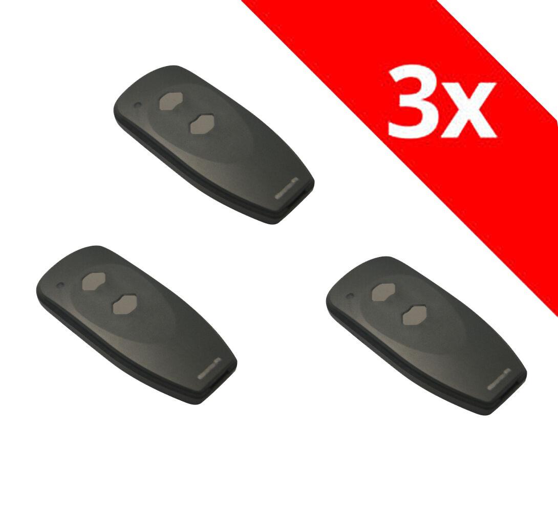 3 x Marantec Handsender Digital 382 2-Befehl 868,3 Mhz NEU / OVP -Nachfolger 302