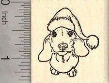 Dachshund Rubber Stamp Wiener Dog J5014 WM