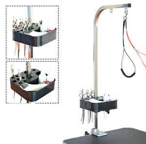 Tool-Organiser-Caddy-for-Gravitis-Grooming-Table-Arm
