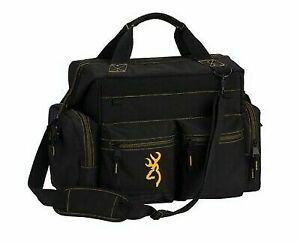 Browning Black And Gold Shooting Range Bag 121095899