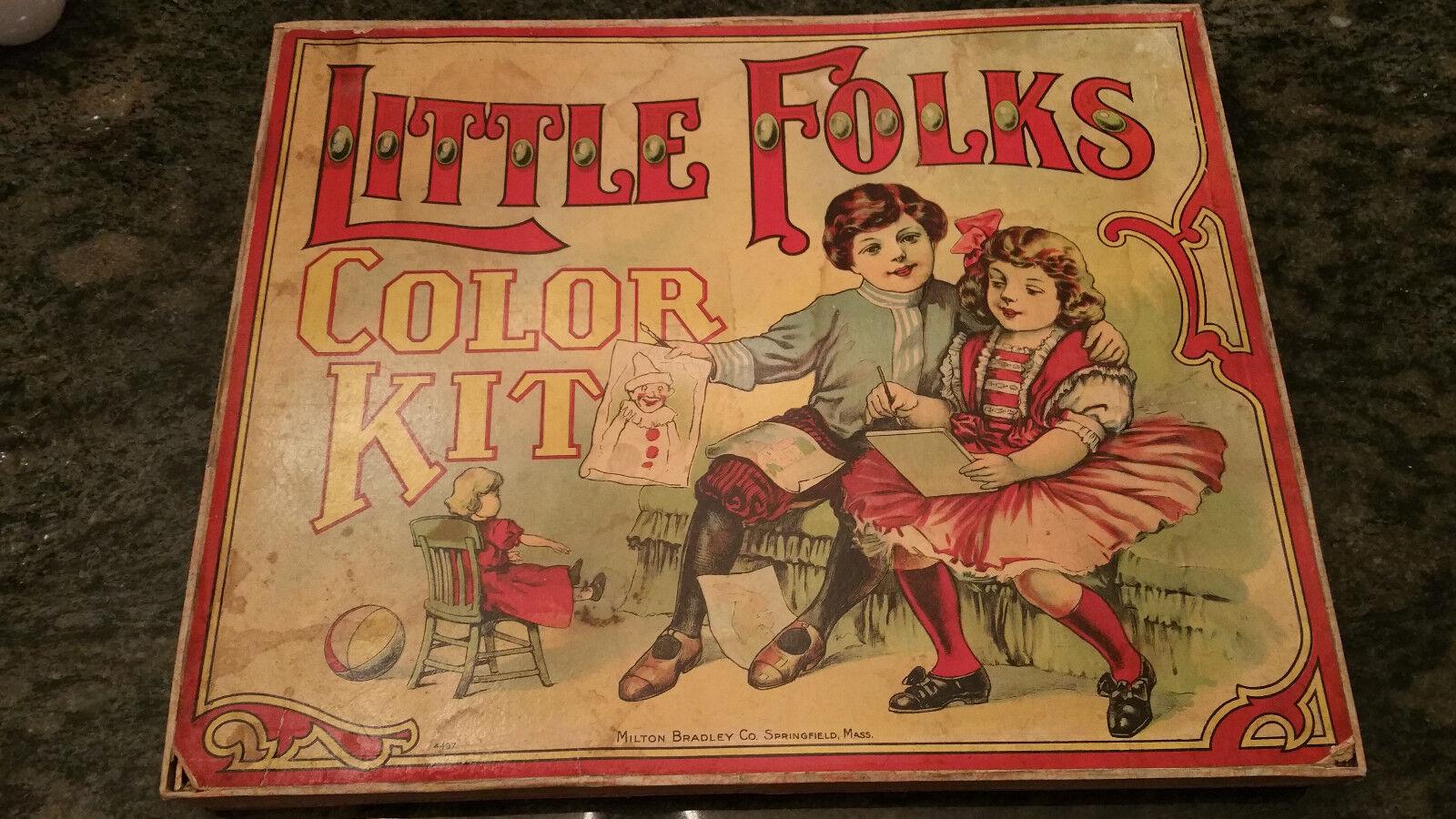 MB Little Folks Couleur Kit Best Cover jamais.