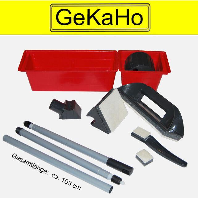Universalpainter  Speedpainter Streichsystem Streichkissen Farbroller  Pinsel