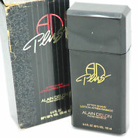 Alain Delon Plus After Shave 125ml-4.4oz Vintage