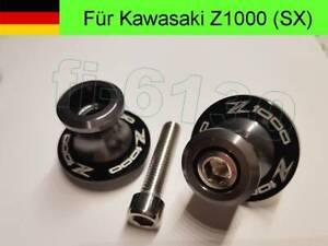 Racingadapter Bobbins M10 x 1,25 Gold Kawasaki Z 1000 Bj 03-12 SX Bj 11-13
