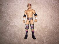 WWE Mattel Elite 17 Zack Ryder Figure, Basic, Flashback, Legends, WWF, WCW