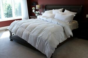Image Is Loading Hutterite White Goose Down Duvets Comforters 850 Fill