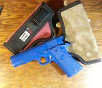 1911 Government Model Tuckable Itp Iwb Carry Concealed Holster Leather