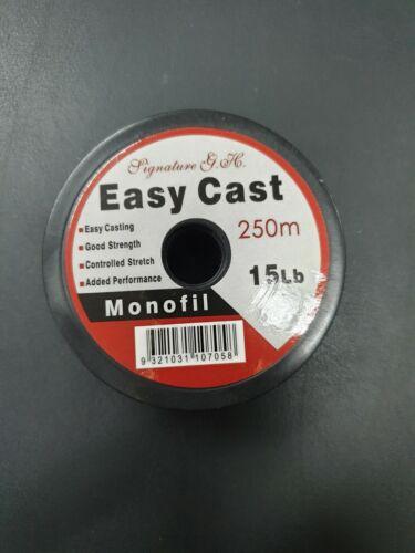 Easy Cast Fishing Line 15lb